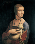 Lady with Ermine XII 20922